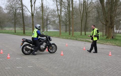 motorrijbewijs A